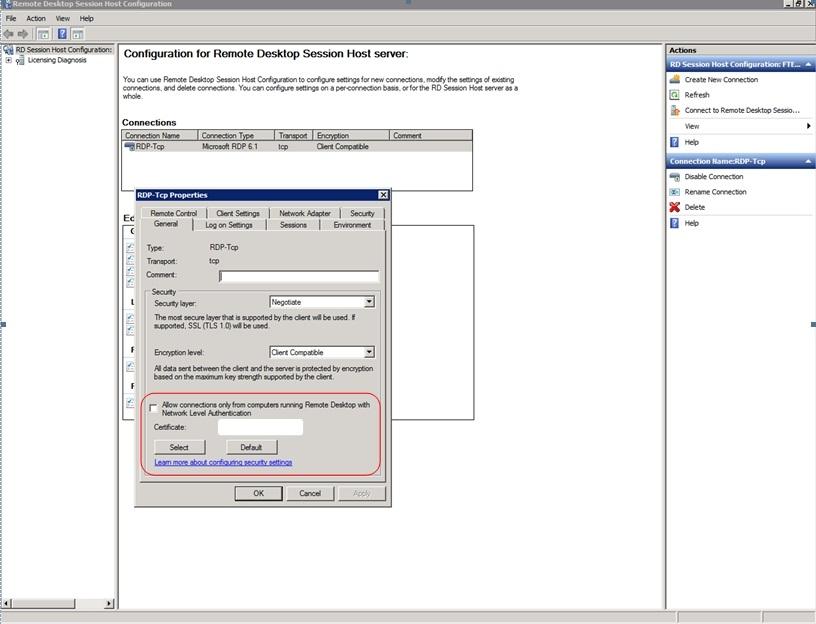Windows Server 2008 - Remote Desktop Zertifikat Ausgelaufen ...