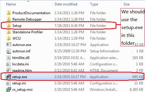 how to solve fatal error during installation