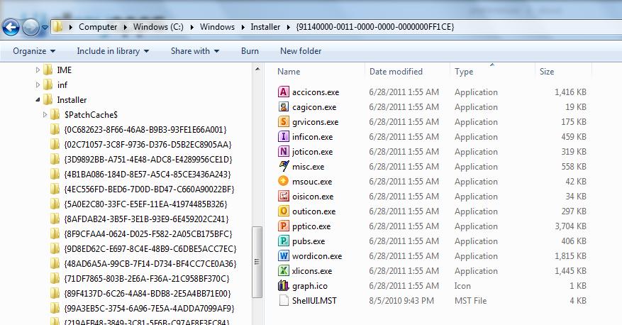 Microsoft Word 2010 glitch in page setup?
