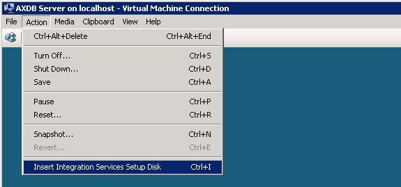 Mouse not captured in remote desktop session