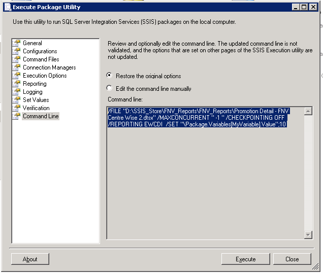 Set command in batch file - FOREX Trading