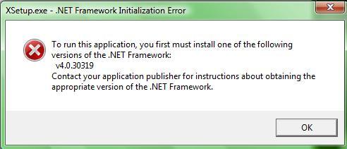 Net Framework V4