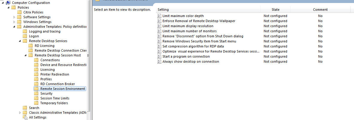Allow Desktop Composition For Remote Desktop Sessions Group