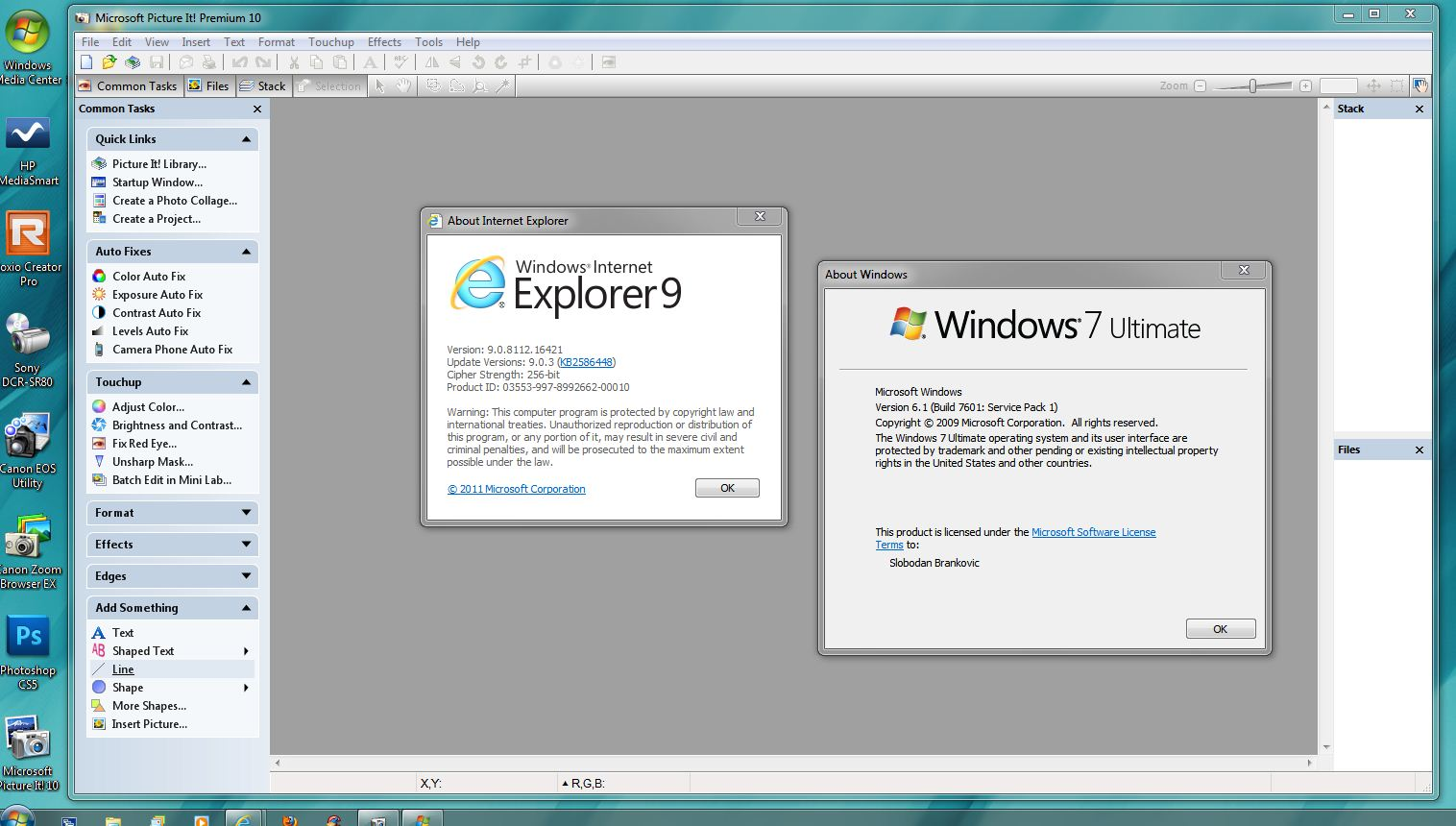 Microsoft photo premium 10 windows 7