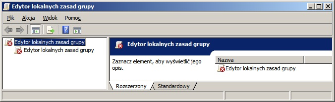 gpedit msc fails: could not open the Group Policy Object on