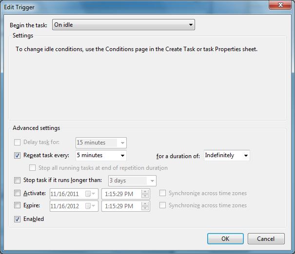 how to start bat file on windows startup