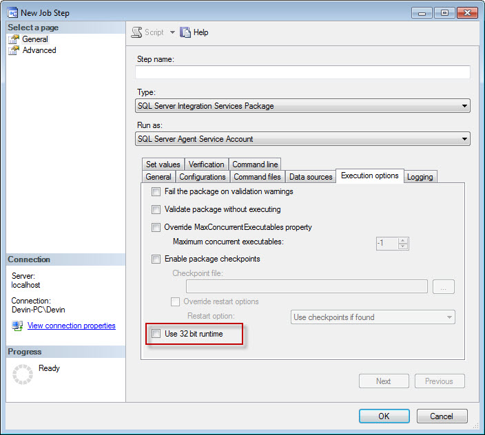 Mystery about using SSIS 2012 connecting to Oracle 11G