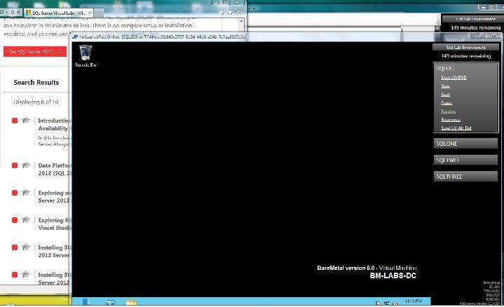Scree cap SQL 200