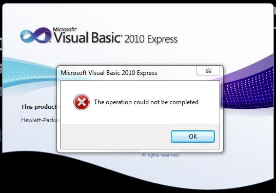 Vb net on error resume next