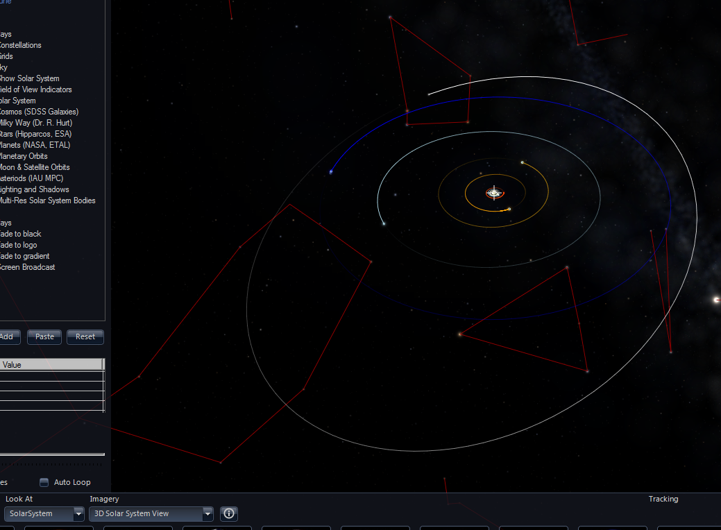 Look At: Solar System