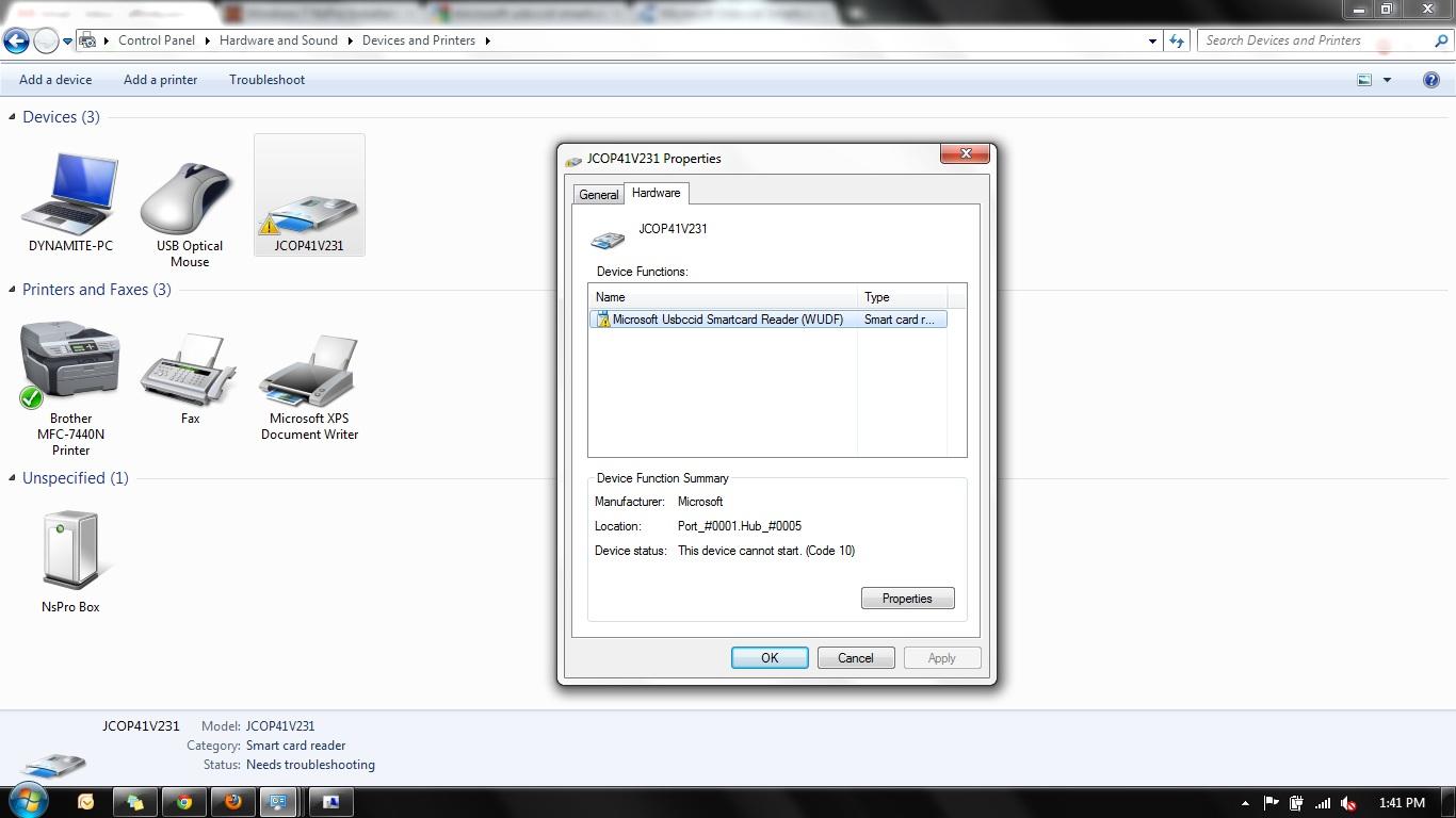 Скачать драйвер microsoft usbccid smartcard reader wudf