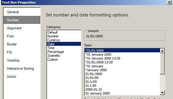 Get-date format