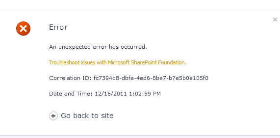sharepoint 2010 help desk template - error occur when sharepoint 2010 site save as template