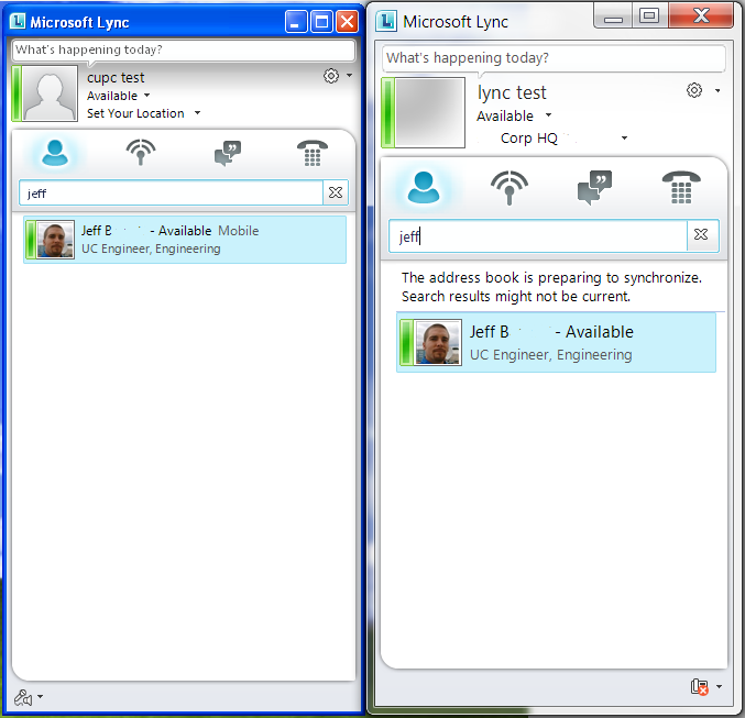 Hosted lync installing the lync client (pc) | iihelp.