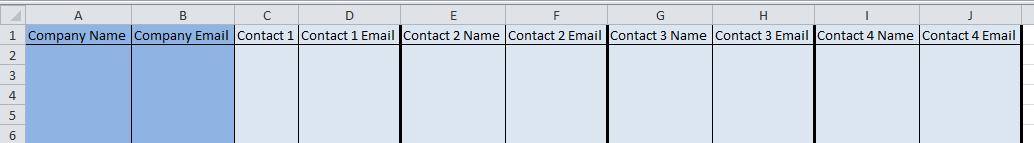 Excel sample