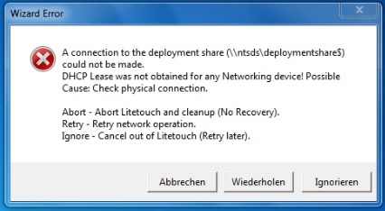 install configuration