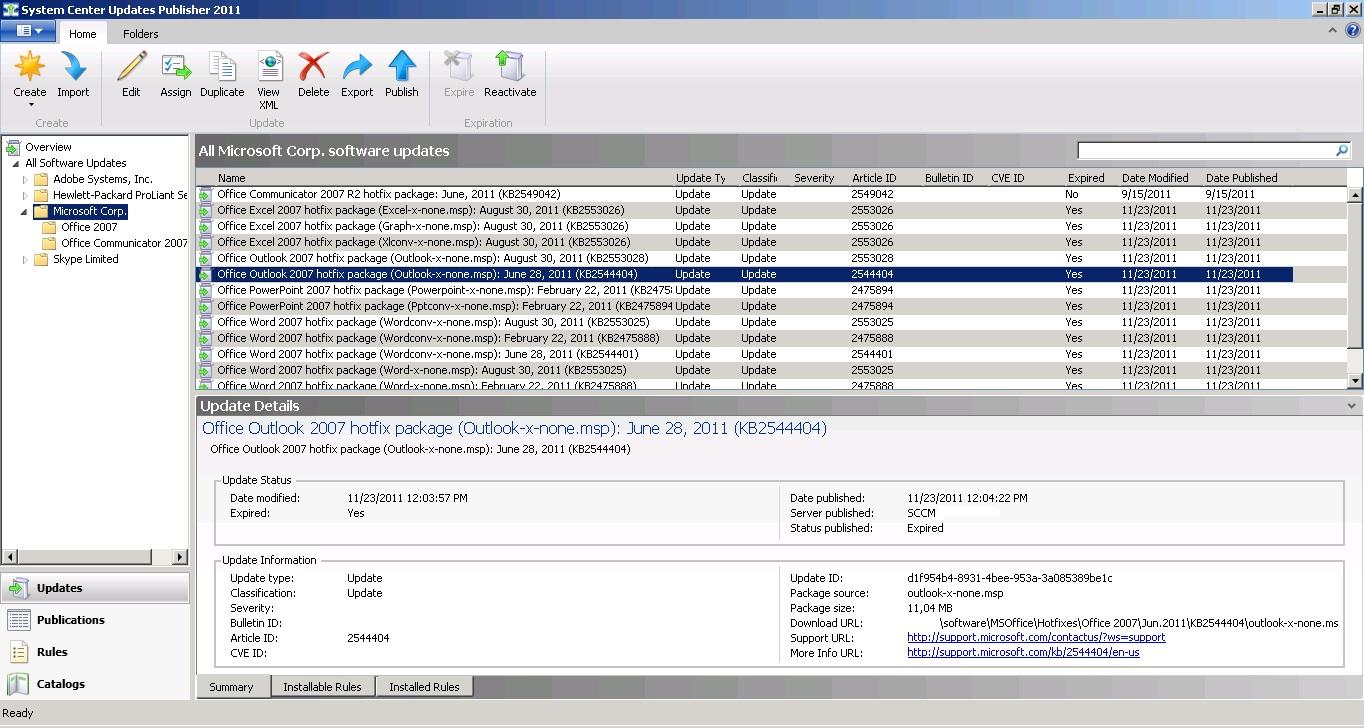 How Do I Deploy A Hotfix With Sccm