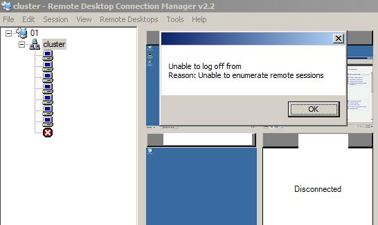 Remote Desktop Services (Terminal Services) Forumu