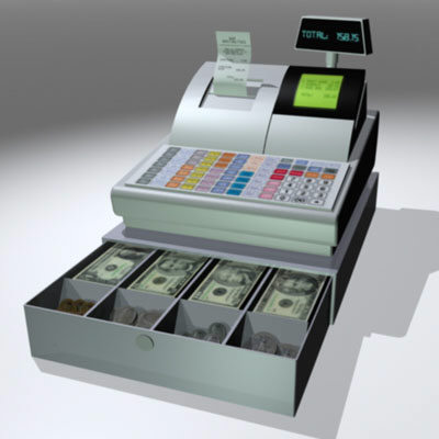 cash register features in visual basic 2010