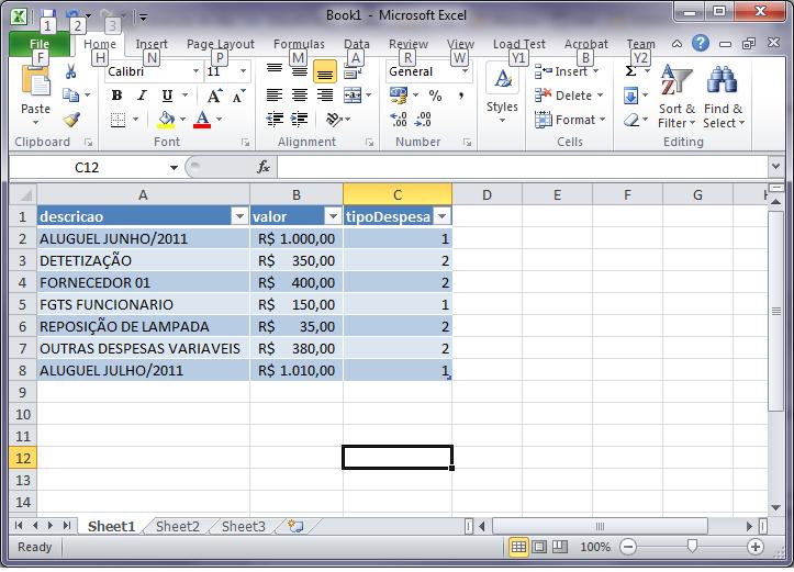 Despesas Fixas E Despesas Vari 225 Veis
