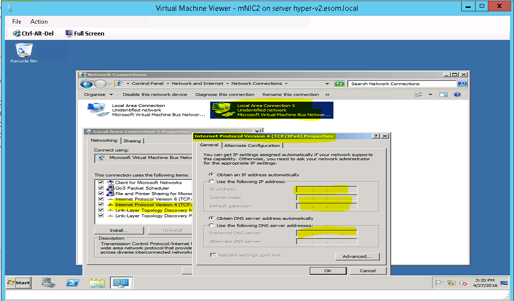 Virtual Machine Manager – General forum
